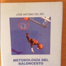 Coleccionismo deportivo - Metodología del baloncesto - José Antonio del Río - - 59694887