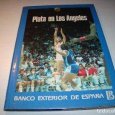Coleccionismo deportivo: PLATA EN LOS ANGELES. Lote 177132619