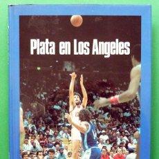 Coleccionismo deportivo: PLATA EN LOS ANGELES - CARLOS JIMÉNEZ, MARTÍN TELLO - BANCO EXTERIOR - 1984 - NUEVO. Lote 68880937