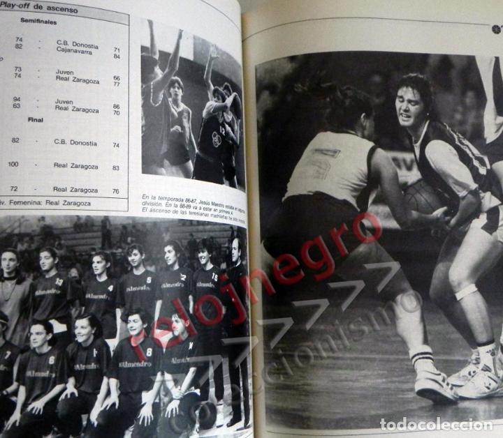 Coleccionismo deportivo: BALONCESTO ESPAÑOL LIBRO DEL AÑO 88 - FEDERACIÓN ESPAÑOLA DE - 1988 DEPORTE ESPAÑA JJOO SEUL BÁSQUET - Foto 7 - 74665551