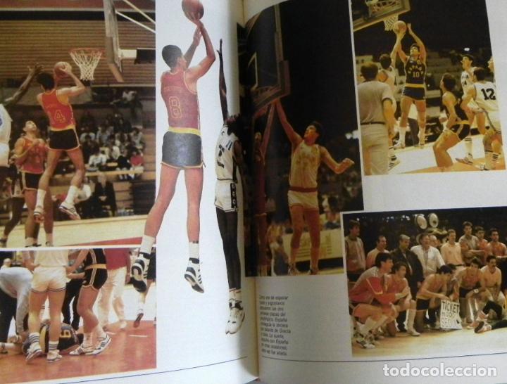 Coleccionismo deportivo: BALONCESTO ESPAÑOL LIBRO DEL AÑO 88 - FEDERACIÓN ESPAÑOLA DE - 1988 DEPORTE ESPAÑA JJOO SEUL BÁSQUET - Foto 9 - 74665551