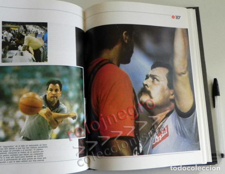 Coleccionismo deportivo: BALONCESTO ESPAÑOL LIBRO DEL AÑO 87 - FEDERACIÓN ESPAÑOLA 1987 ESPAÑA DEPORTE ROMAY EPI ITURRIAGA DE - Foto 7 - 74684955
