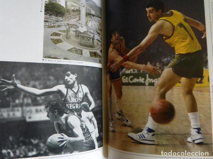 Coleccionismo deportivo: BALONCESTO ESPAÑOL LIBRO DEL AÑO 87 - FEDERACIÓN ESPAÑOLA 1987 ESPAÑA DEPORTE ROMAY EPI ITURRIAGA DE - Foto 8 - 74684955