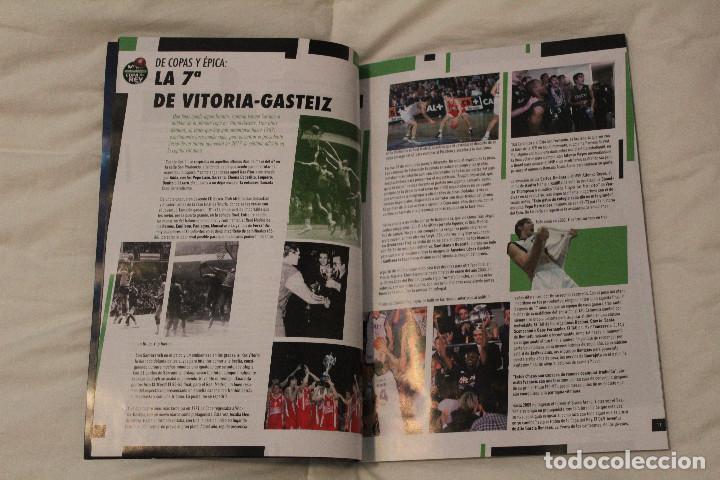 Coleccionismo deportivo: PROGRAMA GUÍA OFICIAL BALONCESTO. COPA DEL REY VITORIA GASTEIZ 2017 (ESPAÑA) - Foto 7 - 78625013
