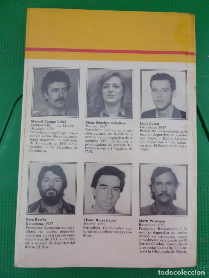 Coleccionismo deportivo: LA FUERZA DEL BASKET - CAMPO EDITORIAL - Foto 2 - 82924576