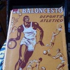 Coleccionismo deportivo: EL BALONCESTO DEPORTE ATLETICO FORRREST ANDERSON Y TYLER NICOLEAU -1956. Lote 84448688