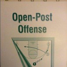 Coleccionismo deportivo: OPEN-POST OFFENSE (BY LASON PERKINS). Lote 91678170