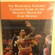Coleccionismo deportivo: THE BASKETBALL COACHES' COMPLETE GUIDE TO THE MULTIPLE MATCH-UP ZONE DEFENSE - JOHN KIMBLE -. Lote 91756995