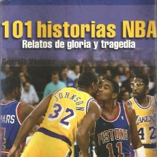 Libro Basket 101 Historias De La Nba Relatos Vendido border=