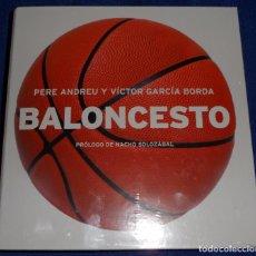 Coleccionismo deportivo: BALONCESTO - ANDREU PERE / GARCÍA VÍCTOR - MR (2002) ¡PRECINTADO!. Lote 94968503