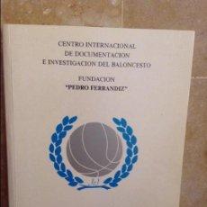 Coleccionismo deportivo: BIBLIOTECA SAMARANCH. CATALOGO DE LIBROS 1992. Lote 97187383