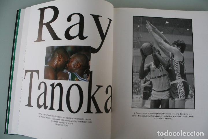 Coleccionismo deportivo: 17 AÑOS BAJO EL ARO (1983 -2000) LIBRO FOTÓGRAFO MALAGUEÑO MARIANO POZO – UNICAJA MALAGA BALONCESTO - Foto 6 - 100868299