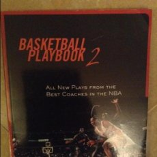 Coleccionismo deportivo: ALL NEW PLAYS FROM THE BEST COACHES IN THE NBA (BOB OCIEPKA, DALE RATERMANN). Lote 102497983