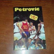 Coleccionismo deportivo: DRAZEN PETROVIC. Lote 102829647