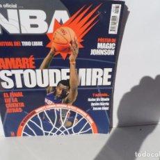 Coleccionismo deportivo: NBA REVISTA OFICIAL FEBRERO 2007- KOBE VS WADE - DEVIN HARRIS - JASON KIDD - POSTER MAGIC JOHNSON. Lote 105831299