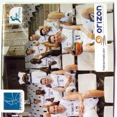 Coleccionismo deportivo: ALICANTE BALONCESTO GUIA OFICIAL LUCENTUM TEMPORADA 2011 Y 2012. Lote 106638035