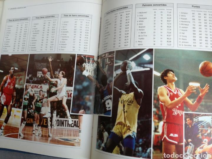 Coleccionismo deportivo: BALONCESTO ESPAÑOL 88 - LIBRO DEL AÑO, TEMPORADA 1987-1988 - Foto 5 - 107655583