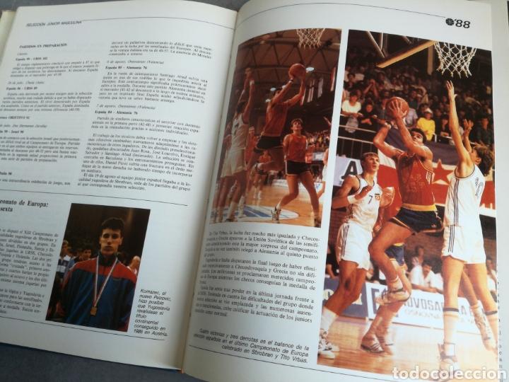 Coleccionismo deportivo: BALONCESTO ESPAÑOL 88 - LIBRO DEL AÑO, TEMPORADA 1987-1988 - Foto 8 - 107655583