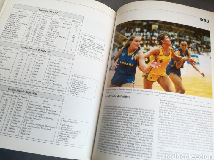 Coleccionismo deportivo: BALONCESTO ESPAÑOL 88 - LIBRO DEL AÑO, TEMPORADA 1987-1988 - Foto 9 - 107655583