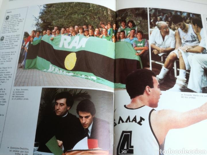 Coleccionismo deportivo: BALONCESTO ESPAÑOL 88 - LIBRO DEL AÑO, TEMPORADA 1987-1988 - Foto 10 - 107655583