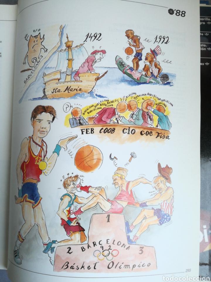 Coleccionismo deportivo: BALONCESTO ESPAÑOL 88 - LIBRO DEL AÑO, TEMPORADA 1987-1988 - Foto 11 - 107655583