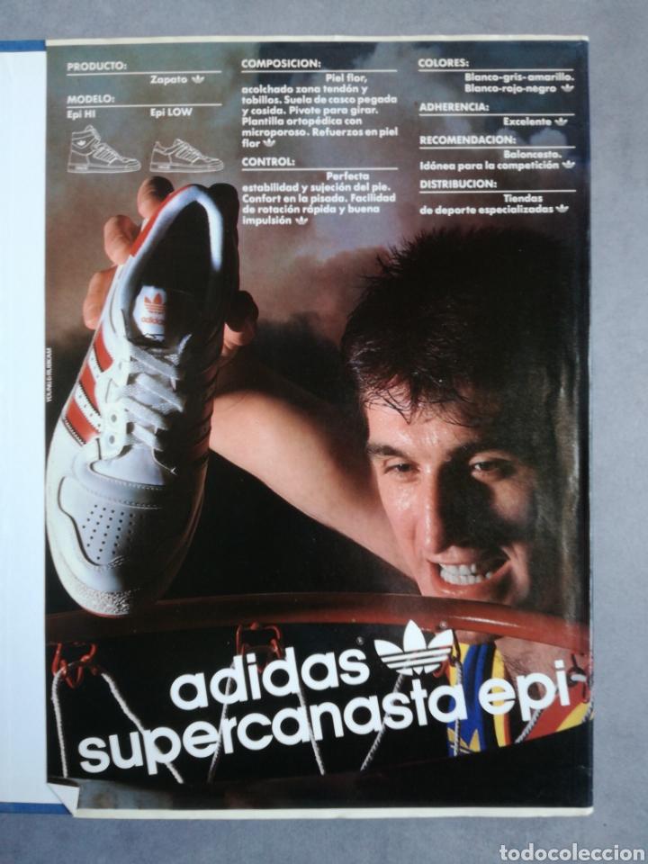 Coleccionismo deportivo: BALONCESTO ESPAÑOL 88 - LIBRO DEL AÑO, TEMPORADA 1987-1988 - Foto 13 - 107655583