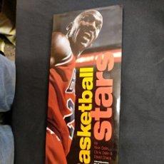 Coleccionismo deportivo: BASKETBALL STARS - NICK DOLIN - CHRIS DOLIN - DAVID CHECK - EN INGLES - 1997. Lote 111085895