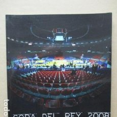 Coleccionismo deportivo: COPA DEL REY 2008 VITORIA GASTEIZ - SONIA CAÑADA RAMOS- LIBRO DEDICADO Y FIRMADO.. Lote 111978423