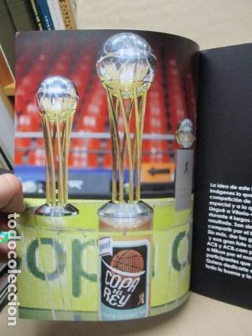 Coleccionismo deportivo: Copa Del Rey 2008 Vitoria Gasteiz - Sonia Cañada Ramos- Libro dedicado y firmado. - Foto 5 - 111978423