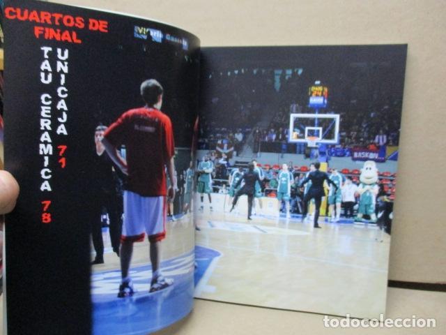 Coleccionismo deportivo: Copa Del Rey 2008 Vitoria Gasteiz - Sonia Cañada Ramos- Libro dedicado y firmado. - Foto 7 - 111978423