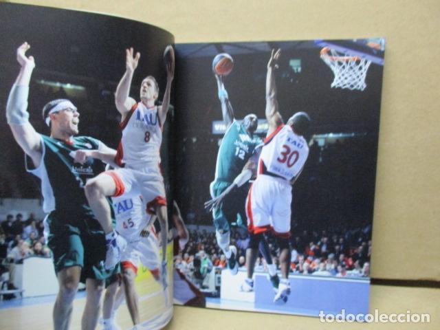 Coleccionismo deportivo: Copa Del Rey 2008 Vitoria Gasteiz - Sonia Cañada Ramos- Libro dedicado y firmado. - Foto 8 - 111978423