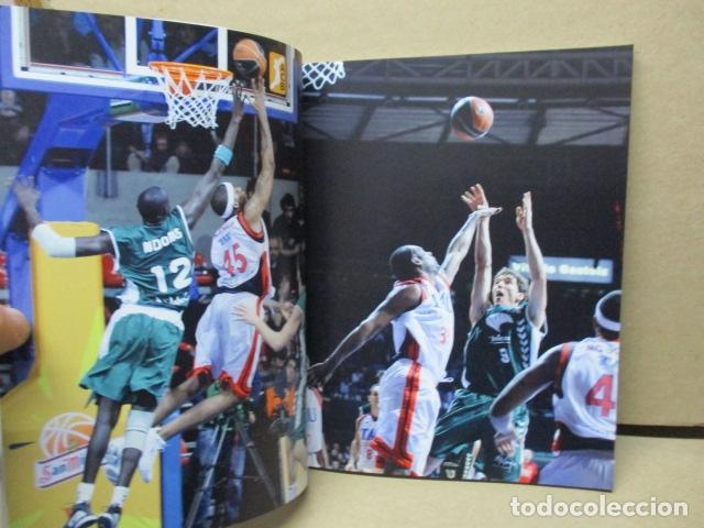 Coleccionismo deportivo: Copa Del Rey 2008 Vitoria Gasteiz - Sonia Cañada Ramos- Libro dedicado y firmado. - Foto 11 - 111978423