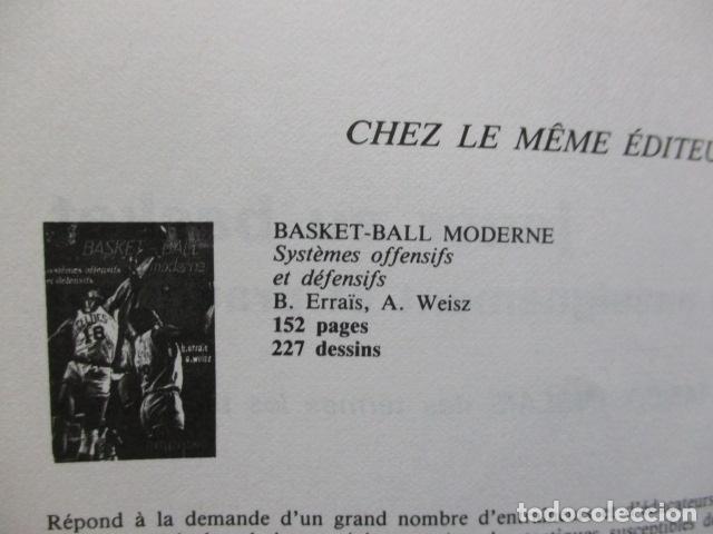 Coleccionismo deportivo: Jouer au basket : Enseignement et pratique (Sports et loisirs) de CREVECOEUR G. et SMETS A. FRANCES - Foto 6 - 112083227