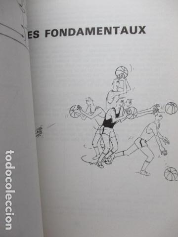 Coleccionismo deportivo: Jouer au basket : Enseignement et pratique (Sports et loisirs) de CREVECOEUR G. et SMETS A. FRANCES - Foto 14 - 112083227