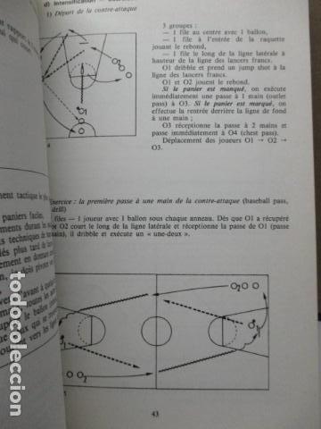 Coleccionismo deportivo: Jouer au basket : Enseignement et pratique (Sports et loisirs) de CREVECOEUR G. et SMETS A. FRANCES - Foto 16 - 112083227
