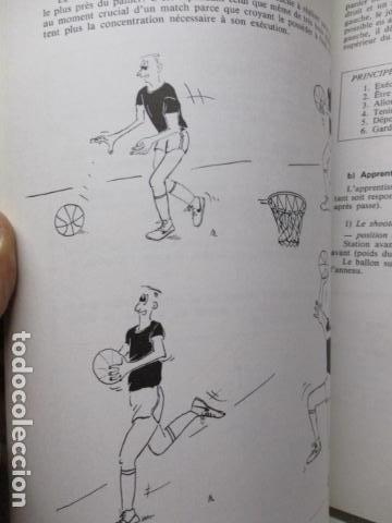 Coleccionismo deportivo: Jouer au basket : Enseignement et pratique (Sports et loisirs) de CREVECOEUR G. et SMETS A. FRANCES - Foto 17 - 112083227