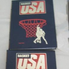 Coleccionismo deportivo: BASKET USA - 2 TOMOS - HOBBY PRESS - NBA. Lote 112808883