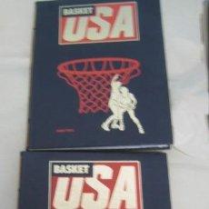 Coleccionismo deportivo: BASKET USA - 2 TOMOS - HOBBY PRESS - NBA. Lote 112808883