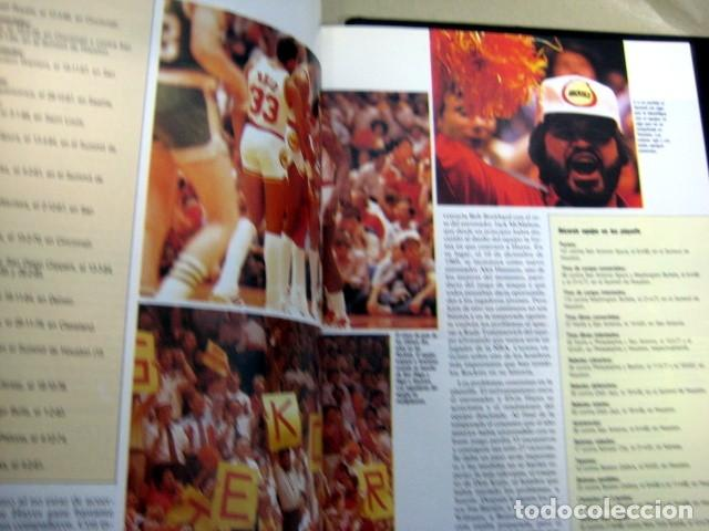 Coleccionismo deportivo: BASKET USA - 2 TOMOS - HOBBY PRESS - NBA - Foto 3 - 112808883