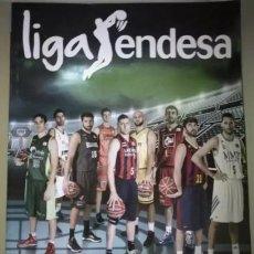 Coleccionismo deportivo: GUÍA OFICIAL LIGA ENDESA ACB 2013/2014. Lote 121504935