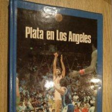 Coleccionismo deportivo: PLATA EN LOS ANGELES. BANCO EXTERIOR DE ESPAÑA. CARLOS JIMENEZ Y MARTIN TELLO. Lote 124002535