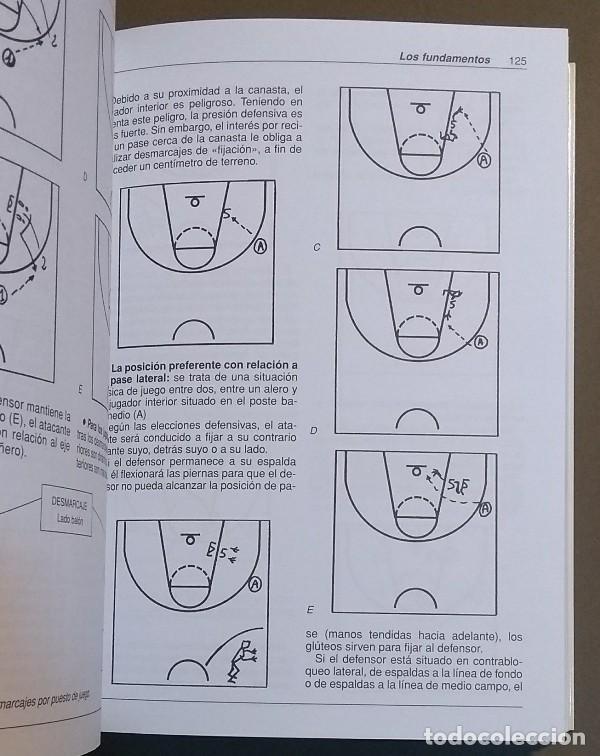 Coleccionismo deportivo: Baloncesto. Bases para el alto rendimiento. Francis Jordane & Josep Martin. Como nuevo! - Foto 2 - 127795095