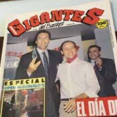 Coleccionismo deportivo: REVISTA GIGANTES NÚMERO 258 . Lote 128301207