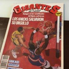 Coleccionismo deportivo: REVISTA GIGANTES NÚMERO 259 . Lote 128301231