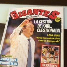 Coleccionismo deportivo: REVISTA GIGANTES NÚMERO 220 . Lote 128301255