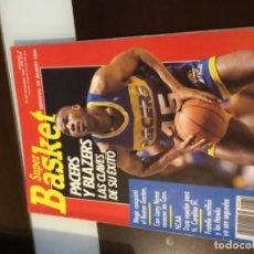 Coleccionismo deportivo: REVISTA SUPER BASKET NÚMERO 12. Lote 128301375