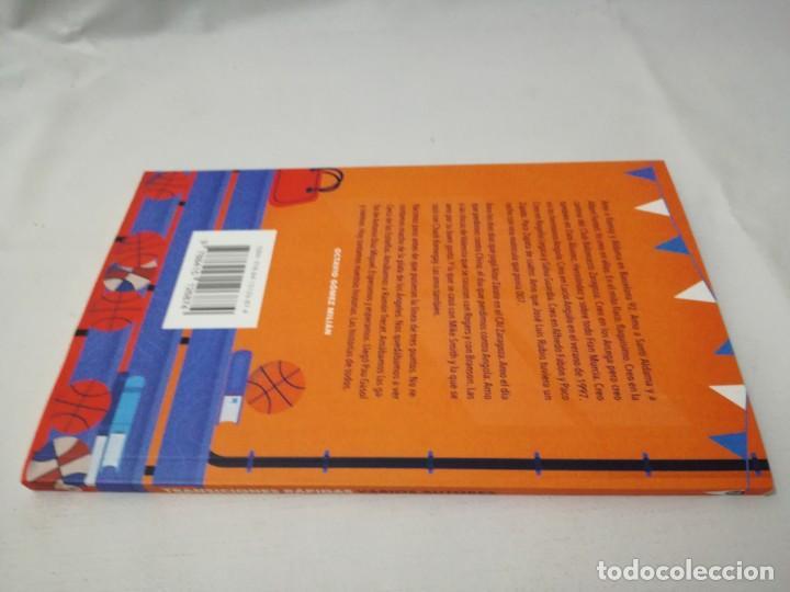 Coleccionismo deportivo: transiciones rapidas-historias de baloncesto-octavio gomez milianyo13deporte - Foto 2 - 131059320