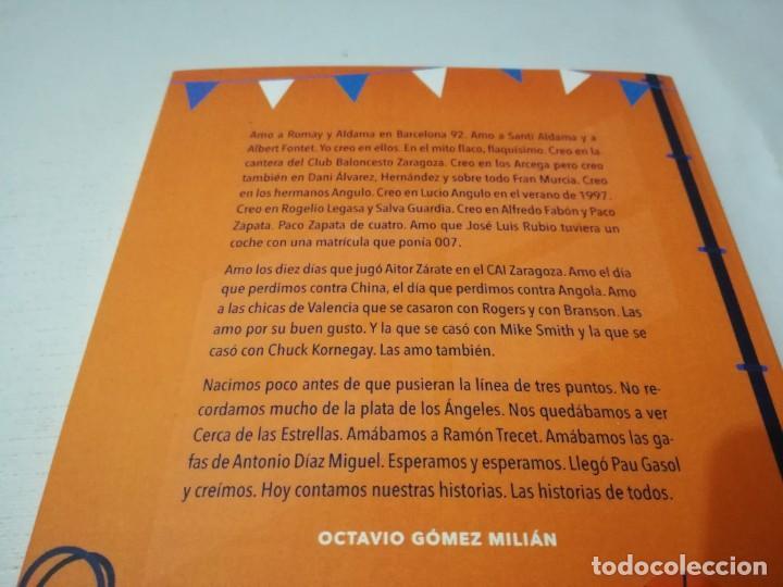 Coleccionismo deportivo: transiciones rapidas-historias de baloncesto-octavio gomez milianyo13deporte - Foto 3 - 131059320