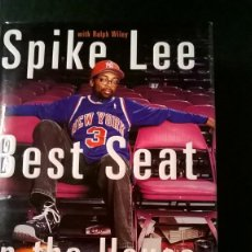 Coleccionismo deportivo: SPIKE LEE - BEST SEAT IN THE HOUSE BASKETBALL MEMOIR. Lote 145508618