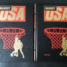 Coleccionismo deportivo: CUATRO TOMOS BASKET USA, 1986.. Lote 147608466